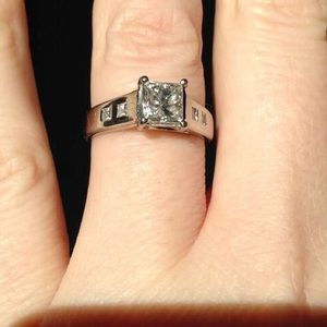Jeff Cooper engagement ring